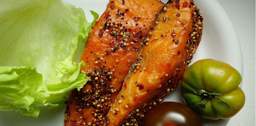 ماهی های روغنی چربی سوز هستند
