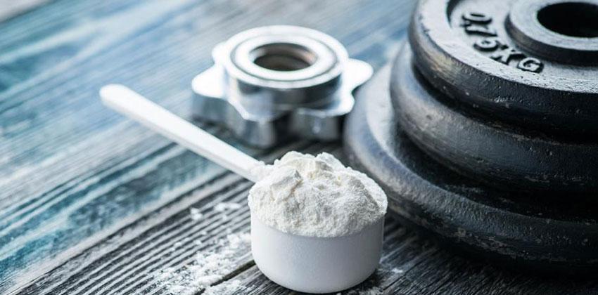 مکمل کراتین به عضله سازی کمک می کند