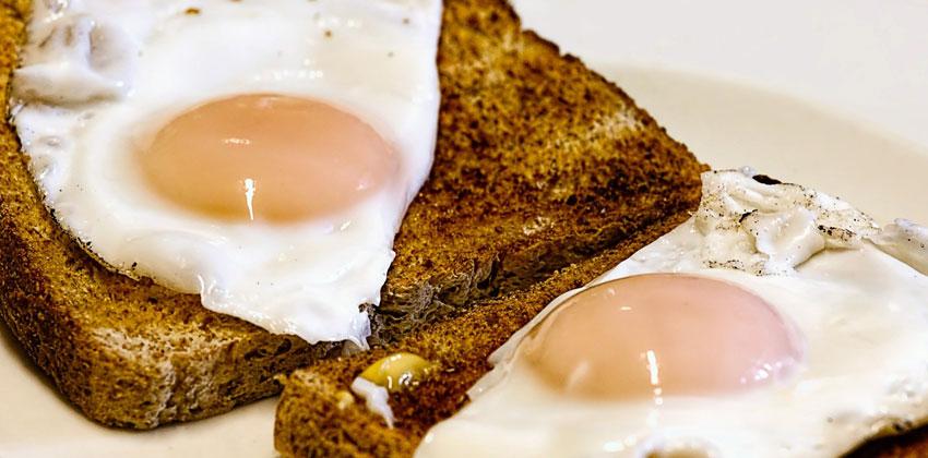 زرده تخم مرغ کلسترول را بالا نمی برد