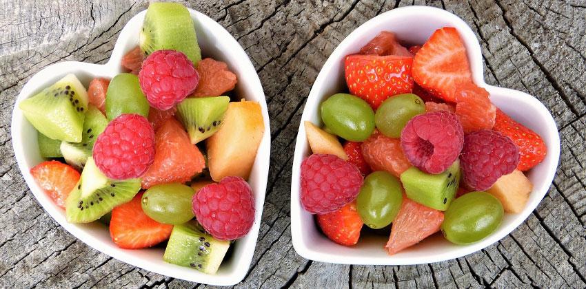 میوه کربوهیدرات بالایی دارد