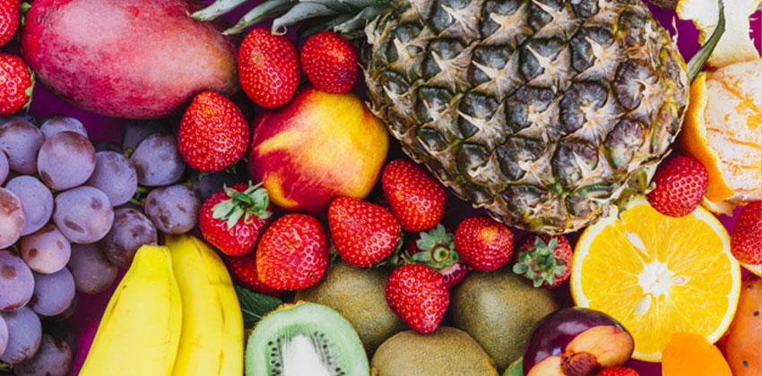 مواد خوراکی کامل بخورید تا شکر را کم کنید