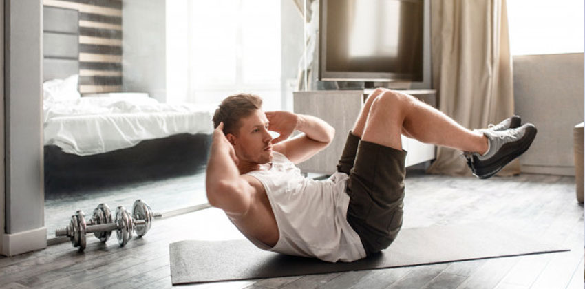 تمرین با فشار بالا هورمون رشد را افزایش می دهد
