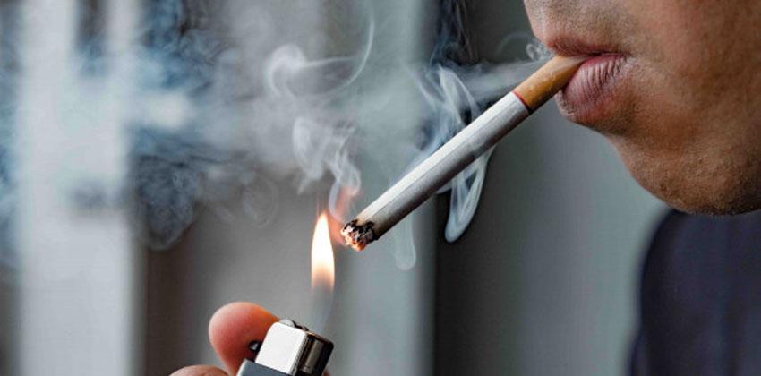 دخانیات به گوارش آسیب می رساند