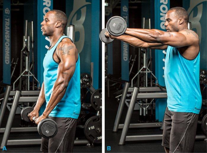 عضلات شانه