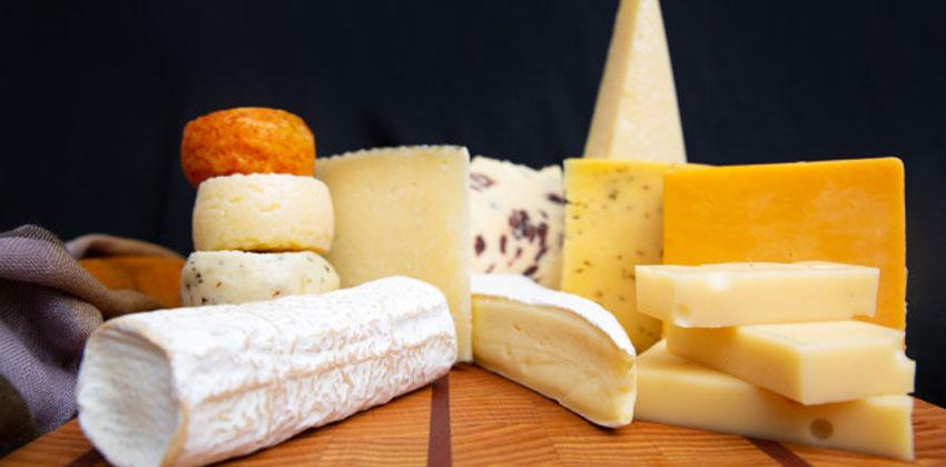 کلسترول پنیر