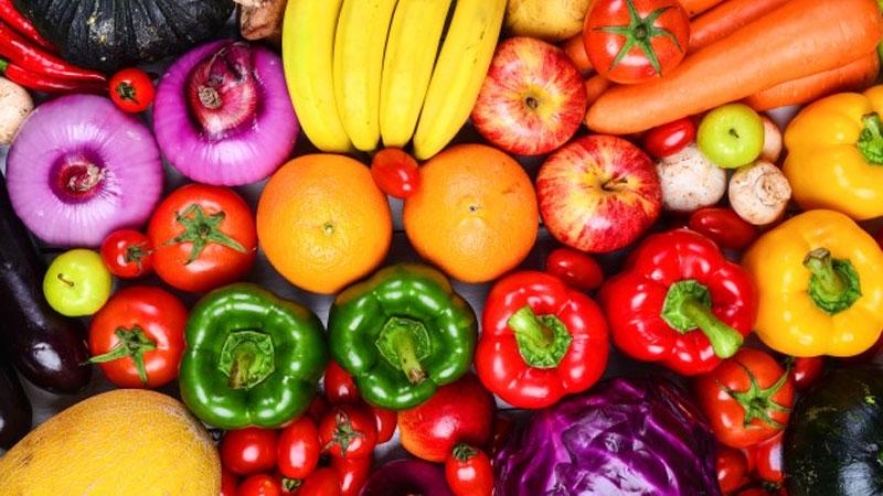 مصرف میوه و سبزیجات برای بهبود سلامتی