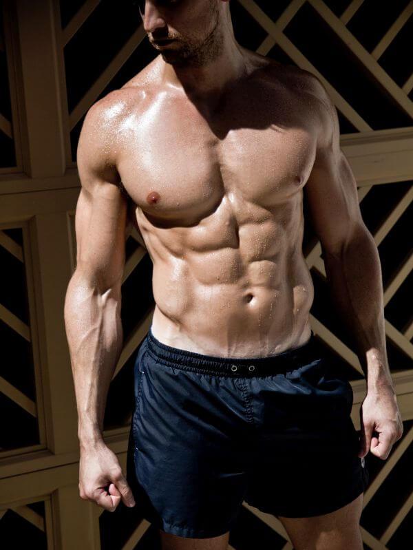 عضله سرشانه