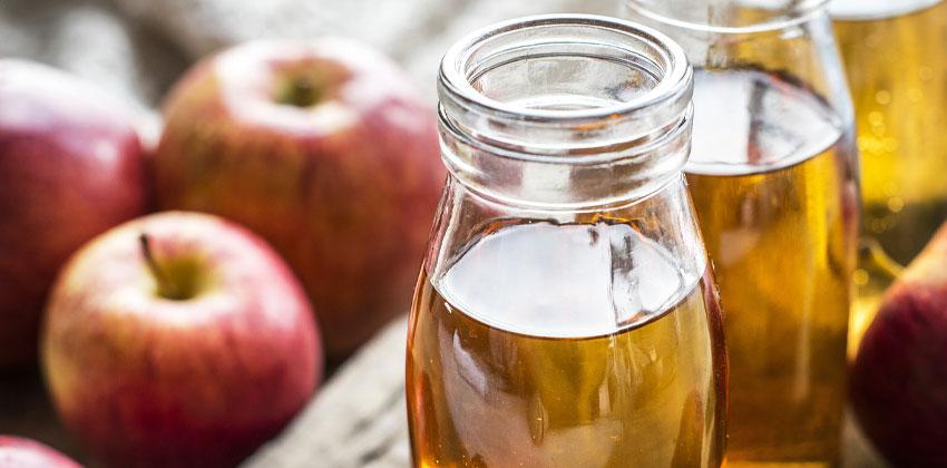 با خوردن سرکه سیب لاغر شوید